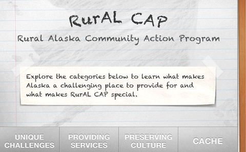 RurAL CAP Screenshot